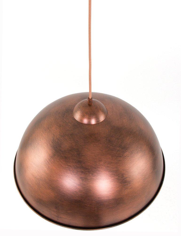 suspension couleur cuivre trio romino ii. Black Bedroom Furniture Sets. Home Design Ideas