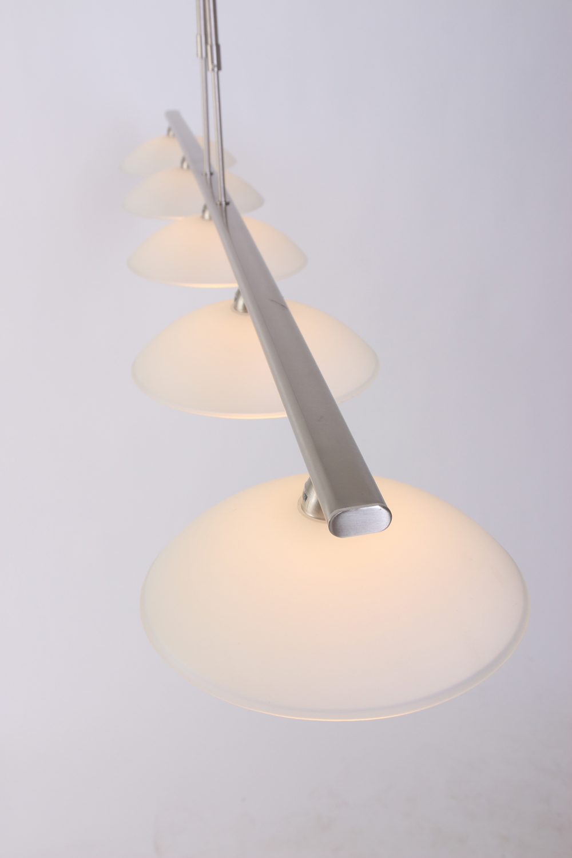 suspension plusieurs lampes steinhauer aleppo. Black Bedroom Furniture Sets. Home Design Ideas