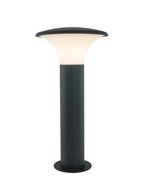 Borne lumineuse moderne LED - anthracite