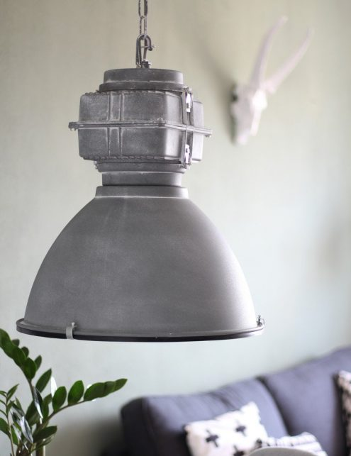 Grote industrie hanglamp