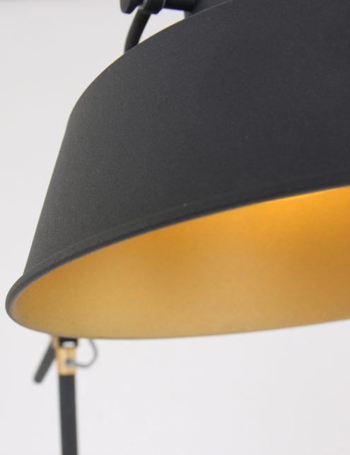 Lampadaire-industriel-noir-et-or-5