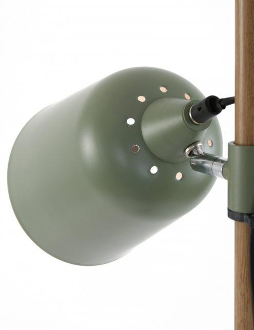 Lampadaire-vert-anis-minimaliste-pied-en-bois-8