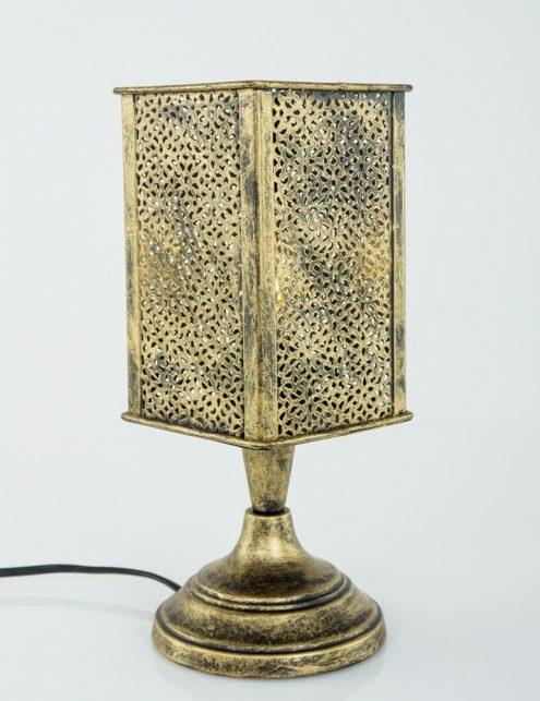 Lampe-à-poser-dorée-orientale-5
