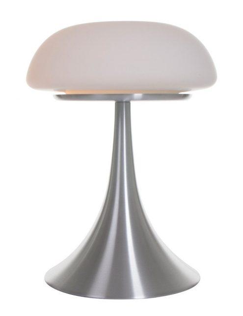 lampe à poser en verre