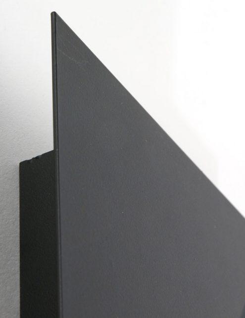 Lampe-cloche-murale-de-couleur-noire-et-verre-2