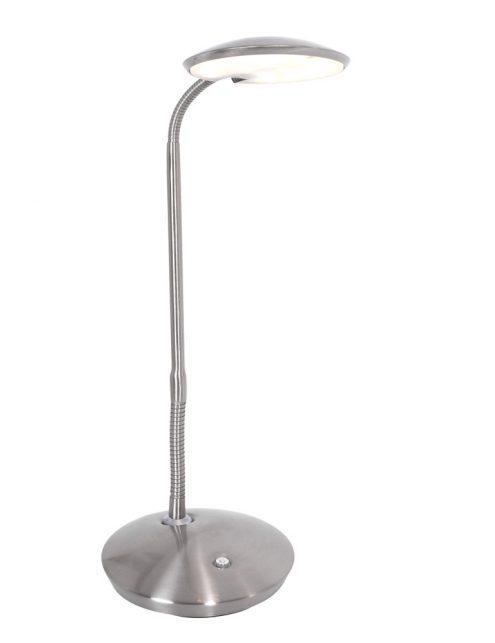Lampe de table LED moderne métalisée