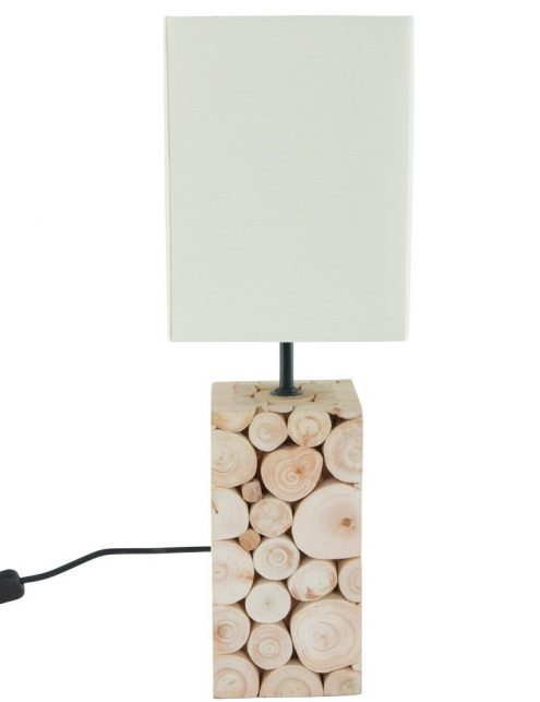 Lampe-de-table-en-bois-et-abat-jour-blanc-5