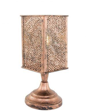 Lampe de table orientale