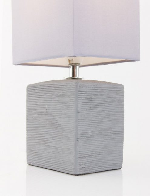 Lampe-de-table-rustique-gris-lavande-1