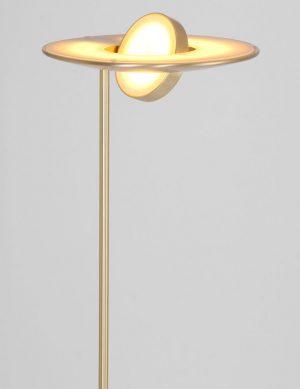 Lampe-sur-pied-LED-laiton-1