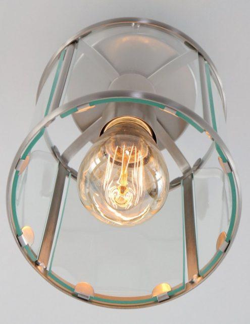 Luminaire-plafonnier-classique-verre-et-metal-2