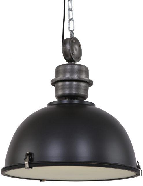 Luminaire salle à manger/cuisine industriel noir