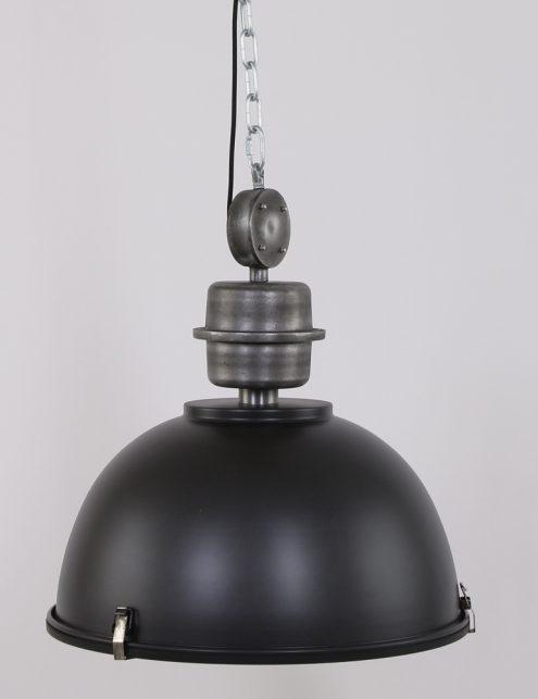 Luminaire-salle-à-mangercuisine-industriel-noir-5