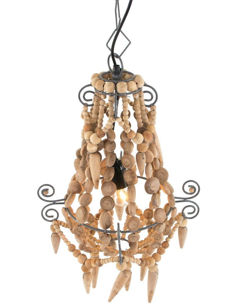 lustre en bois de style baroque visez l 39 originalit. Black Bedroom Furniture Sets. Home Design Ideas