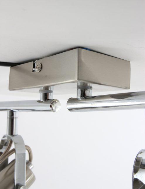 Plaffonier-reglable-4-spots-industriel-couleur-acier-7