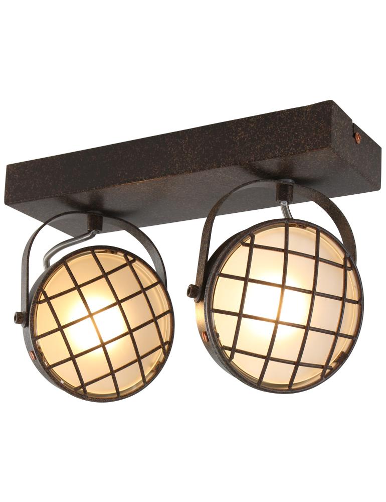 spot plafonnier multifonctionnel plafonnier marron. Black Bedroom Furniture Sets. Home Design Ideas