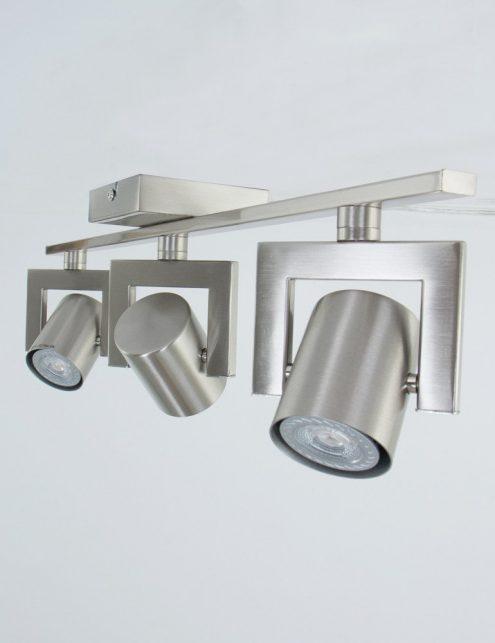 Plafonnier-3-spots-LED-réglables-en-acier-2