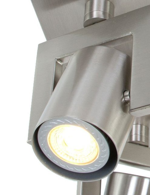 Plafonnier-4-spots-LED-industriel-gris-metal-3