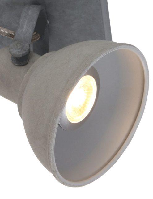 Plafonnier-spot-industriel-gris-anthracite-à-1-lumière-ajustable-1
