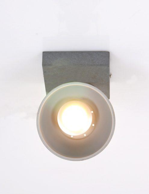 Plafonnier-spot-industriel-gris-anthracite-à-1-lumière-ajustable-7