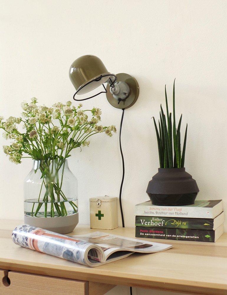 applique murale style vintage lumidem davin. Black Bedroom Furniture Sets. Home Design Ideas