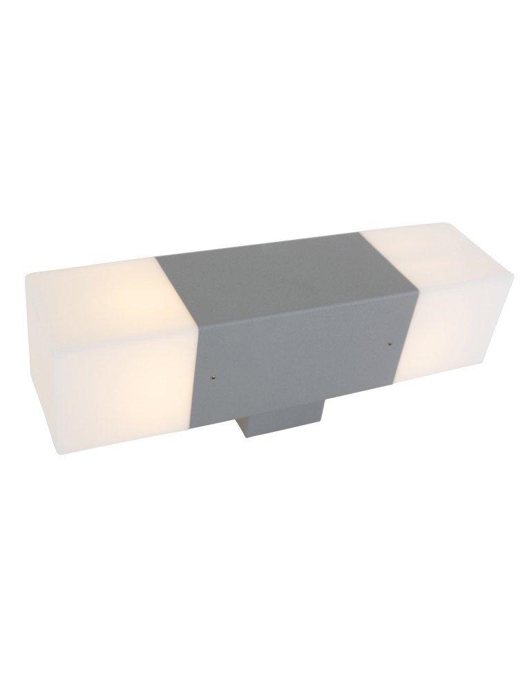 applique neon salle de bain trio hudson. Black Bedroom Furniture Sets. Home Design Ideas