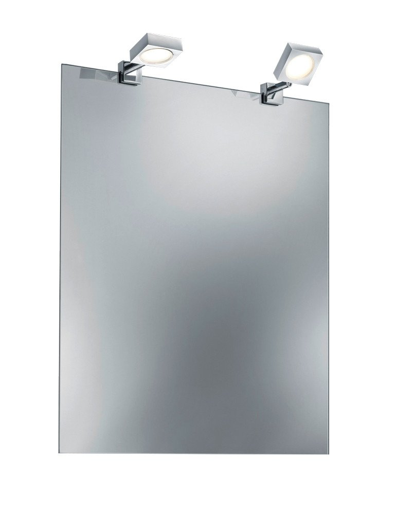 Applique Pour Miroir De Salle De Bain Trio Leuchten Nivel