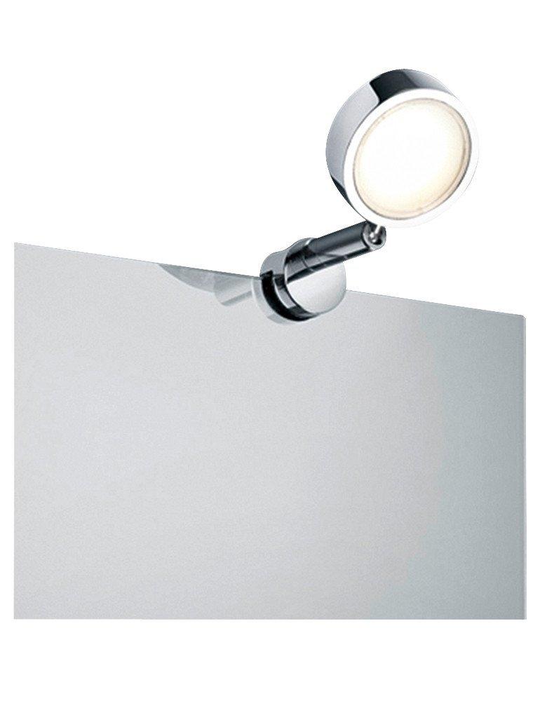 applique pour miroir trio leuchten livello. Black Bedroom Furniture Sets. Home Design Ideas