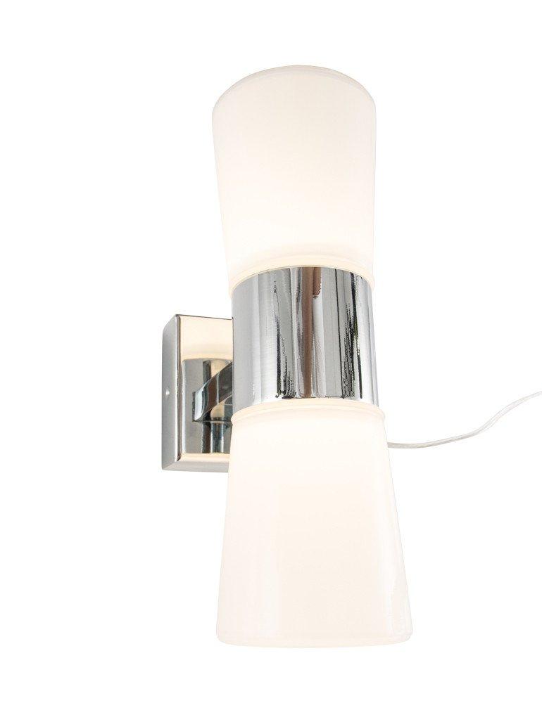applique salle de bain design trio leuchten nevio