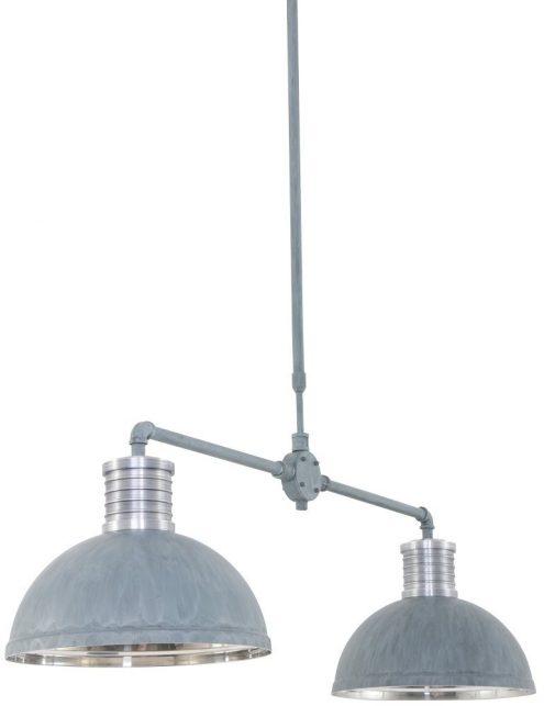 double suspension luminaire