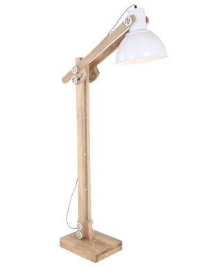 lampadaire articulé bois