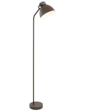 lampadaire metal design