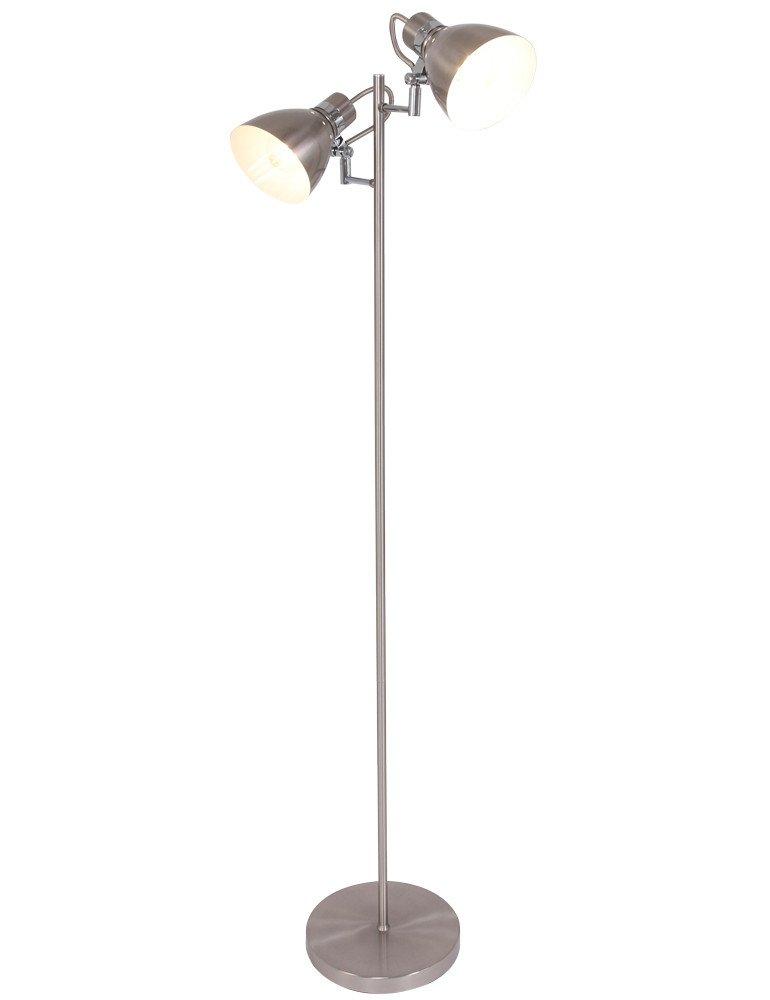 lampadaire moderne sur pied steinhauer spring. Black Bedroom Furniture Sets. Home Design Ideas