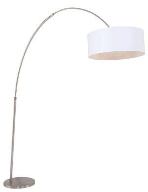 lampadaire pied metal