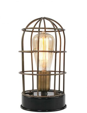 lampe à poser style industriel