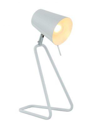 lampe a poser blanche design