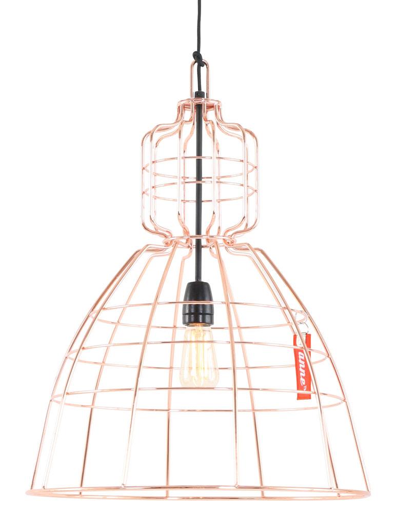 lampe a poser cuivre rose anne lighting markiii. Black Bedroom Furniture Sets. Home Design Ideas