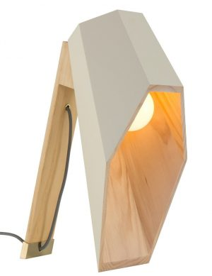 lampe a poser en bois