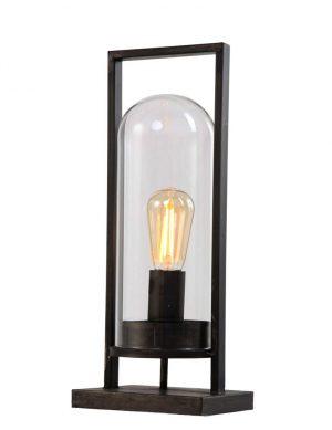 lampe a poser noire