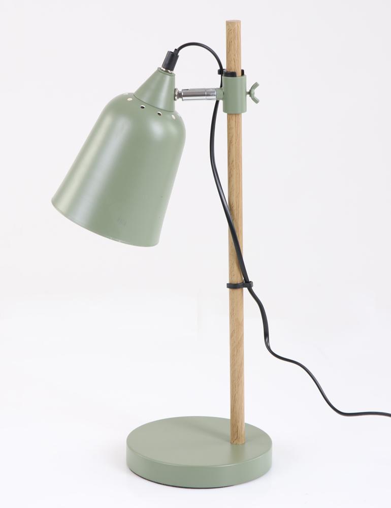 Lampe A Poser Scandinave : lampe a poser scandinave leitmotiv wood ~ Melissatoandfro.com Idées de Décoration