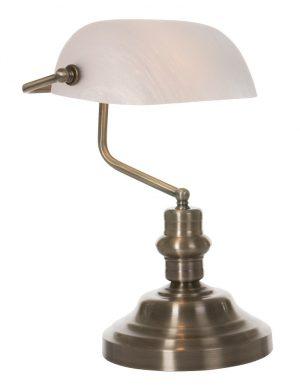 lampe abat jour verre