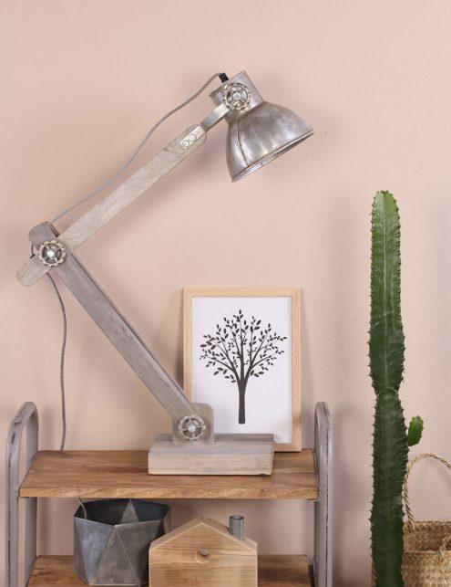 lampe-argentée-1
