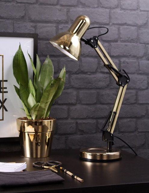 lampe bras articulé orientable