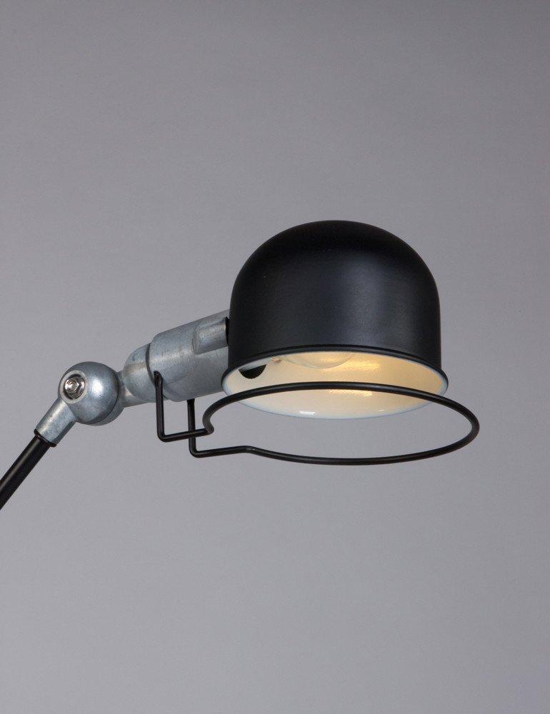 lampe de bureau noire lumidem davin incontournable. Black Bedroom Furniture Sets. Home Design Ideas