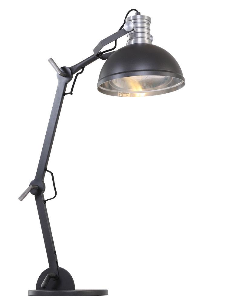 lampe de bureau noire steinhauer brooklyn. Black Bedroom Furniture Sets. Home Design Ideas
