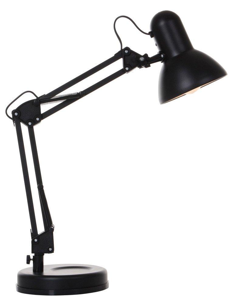 lampe de bureau noire globo famous. Black Bedroom Furniture Sets. Home Design Ideas
