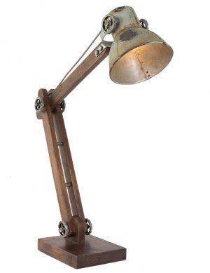 lampe de bureau vintage 70'