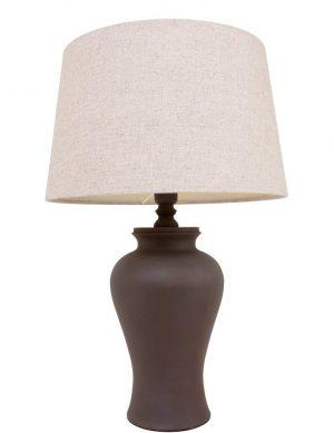 lampe de chevet rustique