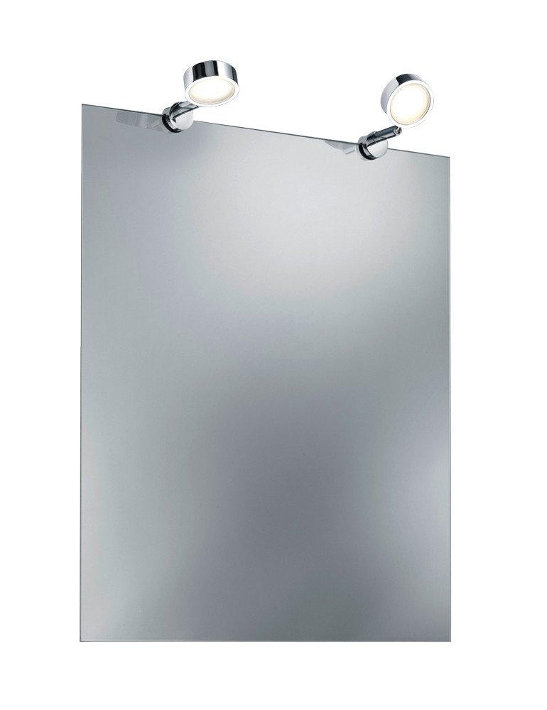 Lampe de miroir salle de bain trio leuchten livello - Lampe de salle de bain ...