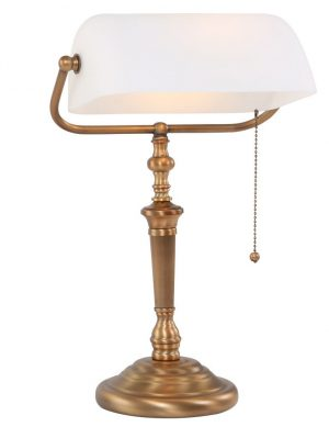 lampe de notaire ancienne